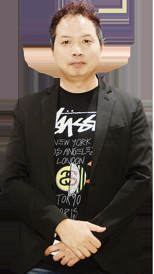 音樂人韋啟良表示新晉導演所拍的電影有突破,希望將來發展更好。(宋碧龍/大紀元)