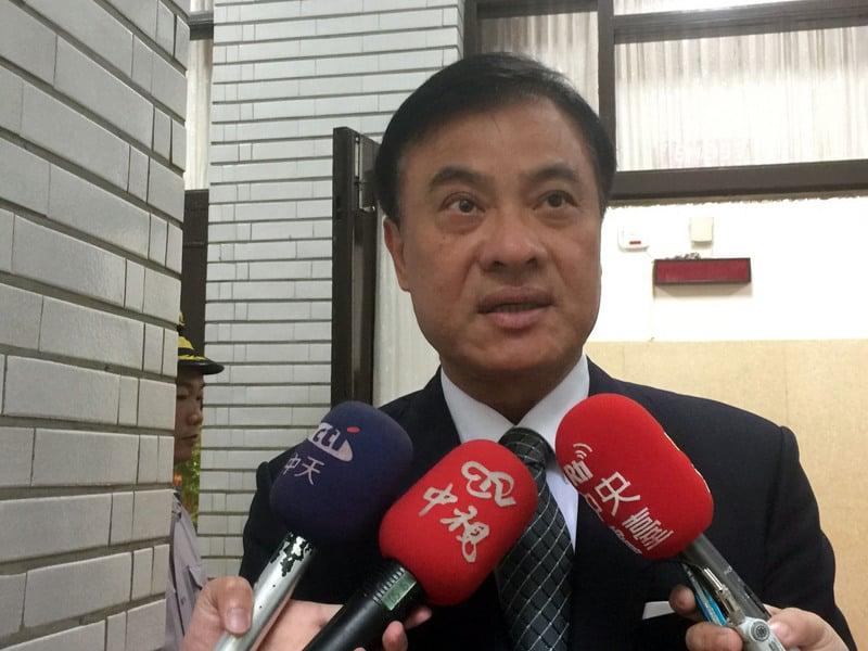 中共不讓李明哲妻探視 台立法院長指違人道