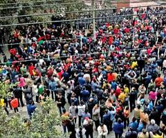 瀘州校園慘案 中國社會矛盾激化