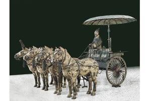 秦漢珍貴文物雲集 紐約大都會博物館