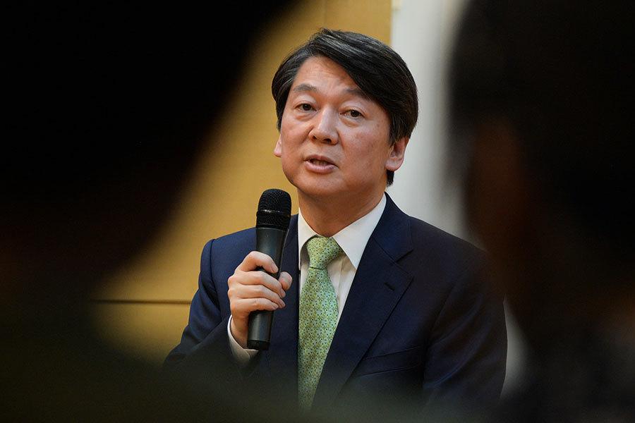 韓總統候選人安哲秀:將敦促中國改善人權