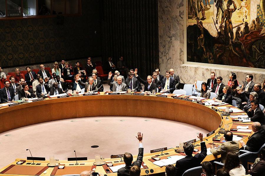 俄否決聯合國敘化武襲擊決議 中國罕見棄權