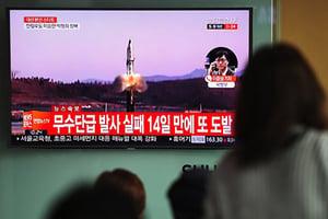 北韓核試似就緒 美軍將嚴陣以待