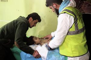 敘利亞或再進行化武屠殺 美國發嚴厲警告