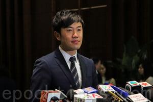 鄭松泰被捕  批當局為粉飾太平