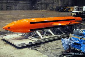 分析:「炸彈之母」會不會投向北韓?