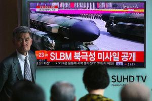 傳北韓擬在平昌奧運會前夕舉行閱兵