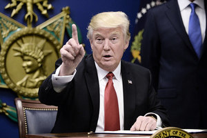 特朗普誓言解決北韓問題 北韓反嗆核威懾