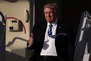 運籌帷幄?全球緊張時刻 特朗普赴海湖莊園