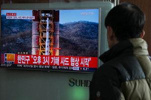 北韓近日試射導彈失敗 各國專家看法有別