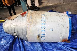 金正恩射火箭 關鍵部件來自中國