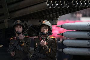 北韓閱兵以展示導彈為主 專家有何分析?