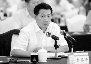 廣州市前副市長曹鑒燎日前被判刑。(網絡圖片)