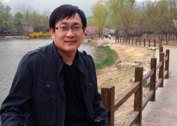 709律師王全璋,自2015年7月10日被警方帶走,至今已有1年零9個月,從未獲准與律師和家人會見。(網絡圖片)