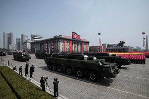 北韓威脅升級 白宮向全體議員通報情況