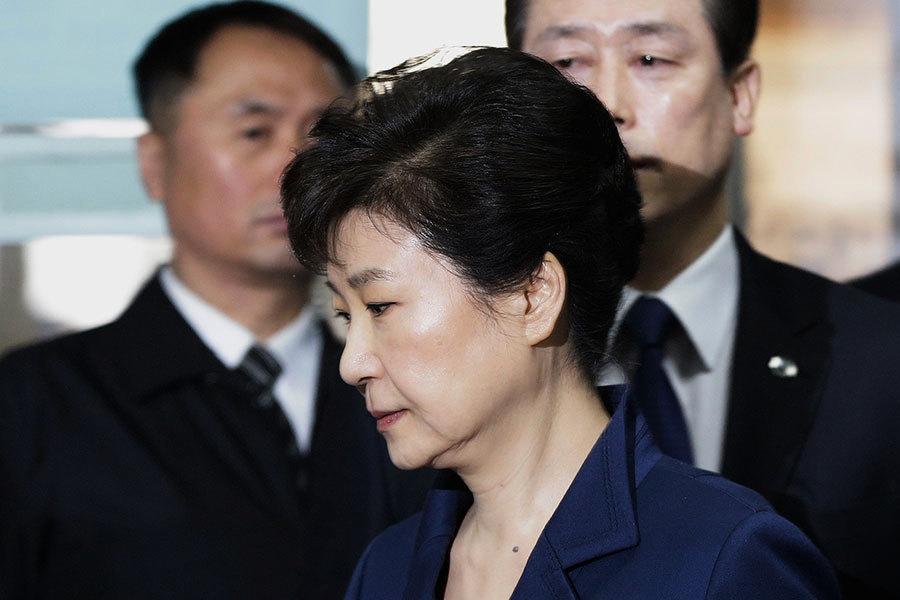 涉收賄濫權等十八項罪名 朴槿惠正式被起訴