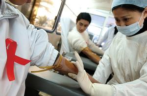 廣東上月增407愛滋病例 80死