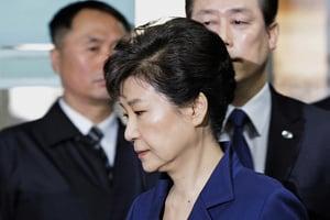 朴槿惠涉18項罪名被起訴
