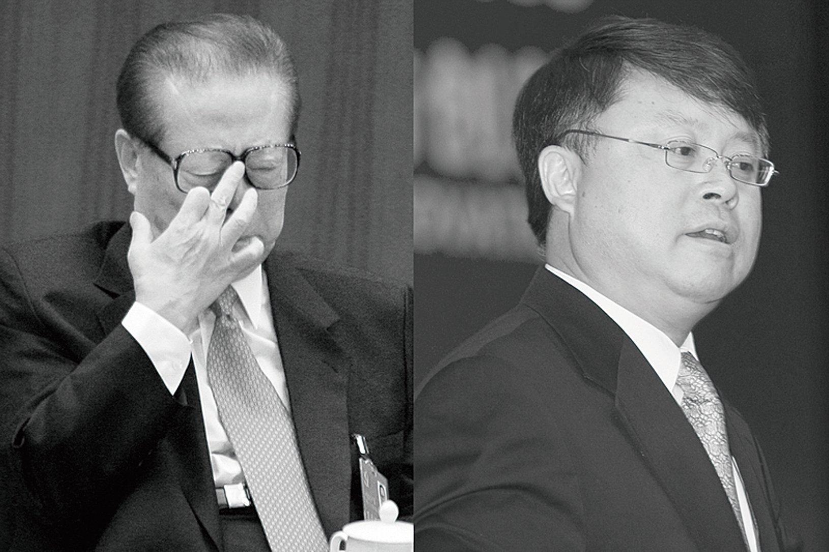 如果不懲辦「中國第一貪」江家父子,習近平當局的反腐將難以成功。(大紀元資料圖片)