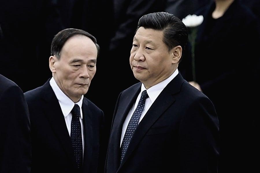 川人:王岐山留任事關全局 北京無路可退