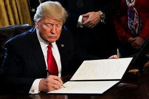 特朗普將簽署行政令 嚴格執行及推動H-1B改革