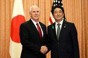 彭斯訪日警告:美絕不手軟 直到北韓棄核