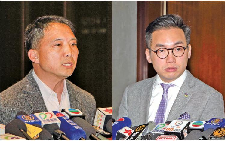 胡志偉撤特赦言論並致歉
