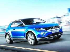 福士全新小SUV預計2017年6月亮相