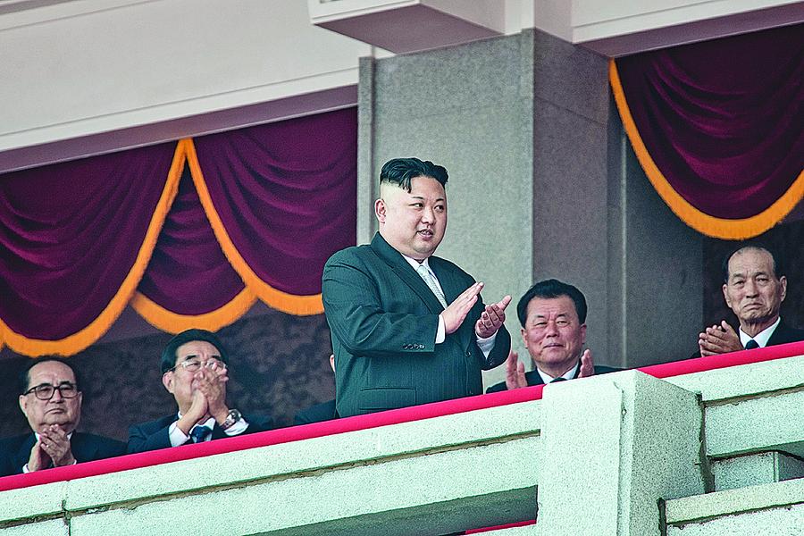 特朗普緊逼北韓 習掀三大清洗行動