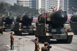 金正恩秀導彈竟用中國卡車拉 說明了甚麼?