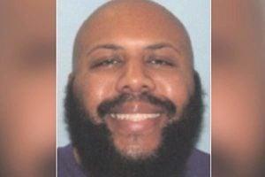 臉書直播殺人案疑犯被警方追捕時開槍自殺