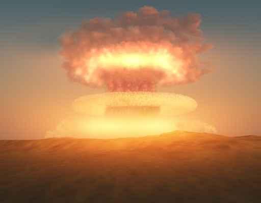 美國男子維利加斯(Horacio Villegas)預言稱,近期將會發生核戰,造成大規模傷亡。(fotolia)