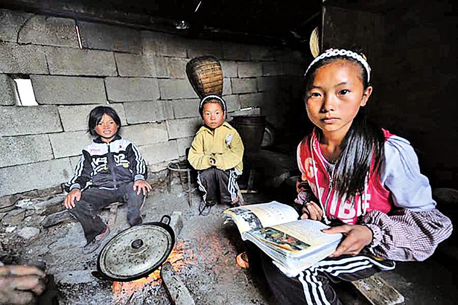 中共體制扼殺城鄉平等教育