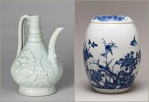 中國文物精品薈萃紐約亞洲藝術週