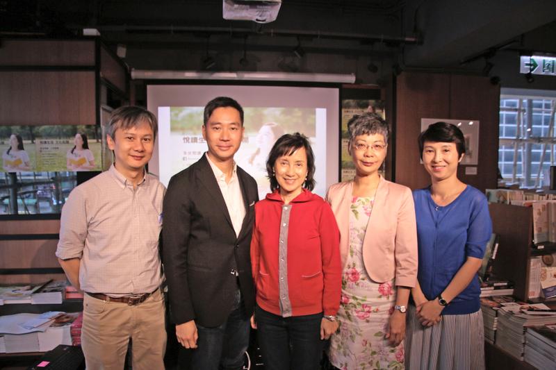 調查顯示,本港有三成人過去一年沒有閱讀實體印刷書,當中以青少年最為普遍,有近六成稱自己「一向都沒有閱讀印刷書籍的習慣」。(香港出版學會提供)