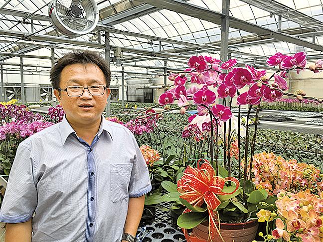 博醫創辦人、牛記蘭園的負責人吳柏宏。