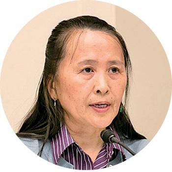 全球退黨服務中心主席易蓉