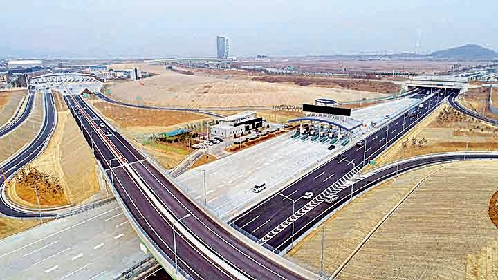 仁川-金浦高速公路(newsis提供)