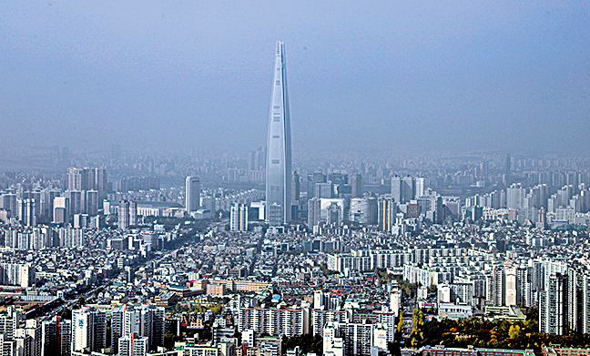 首爾公寓平均價首破400萬