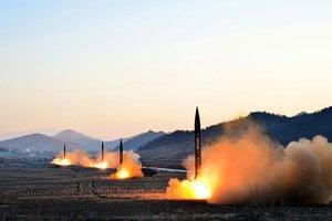特朗普:北韓再射導彈對中國「極度無禮」