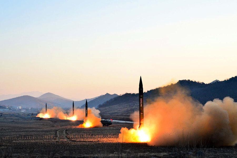 應對北韓 美將首次進行洲際導彈攔截測試