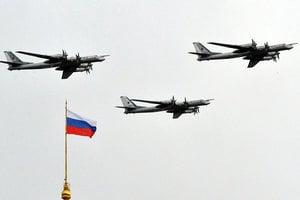 俄羅斯轟炸機再次靠近阿拉斯加 美軍跟蹤