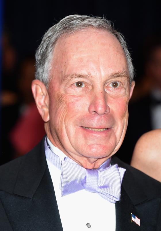 紐約前市長、億萬富翁彭博。(Getty Images)