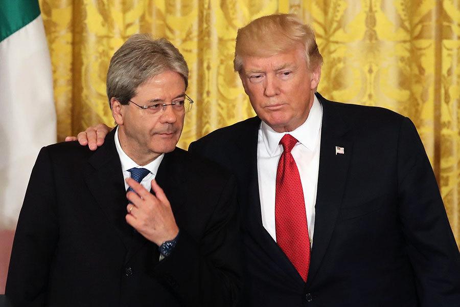 特朗普:巴黎恐襲將對法大選產生重大影響