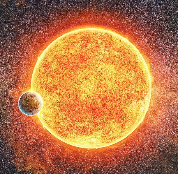 最可能孕育生命超級地球現身