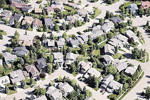 卡城樓市隨就業趨勢而動