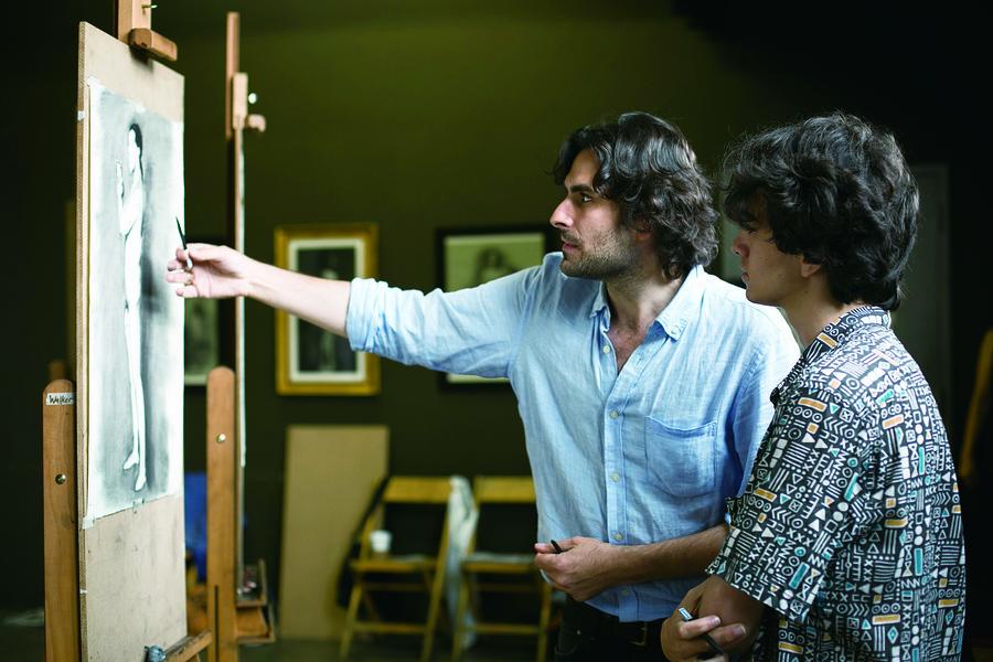 藝術的復興(二)新世紀工作室 學徒制煥活力