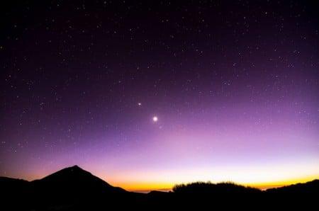 極有可能我們所瞭望的其中幾顆星,雖然如此皎亮,但早已不存在了。(Fotolia)