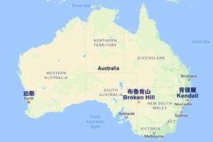 十二歲男孩駕車橫穿澳洲 行駛千三公里後被逮