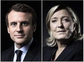 馬克龍和勒龐角逐總統 法國將經歷大變革